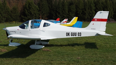 OK-GUU 03 - Tecnam P96 Golf 100 - Private