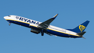 9H-QEM - Boeing 737-8AS - Malta Air (Ryanair)