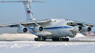 RA-76763 - Ilyushin IL-76MD - Russia - Air Force