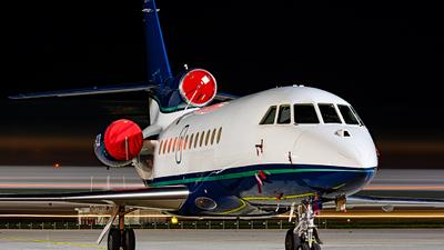LX-GLD - Dassault Falcon 900EX - Executive Jet Charter