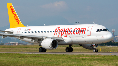 A picture of TCDCG - Airbus A320216 - Pegasus Airlines - © Medolago Manuel