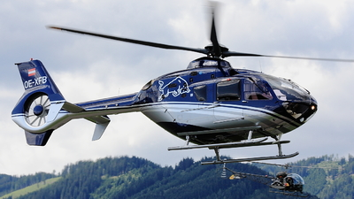 OE-XFB - Eurocopter EC 135T2 - The Flying Bulls