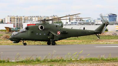 956 - Mil Mi-24V Hind E - Poland - Army