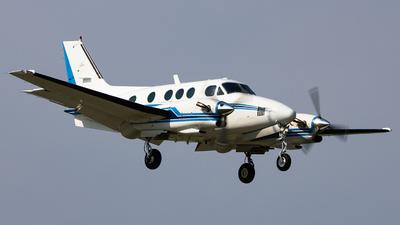 N3817H - Beechcraft C90A King Air - Private