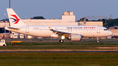B-320N - Airbus A320-251N - China Eastern Airlines