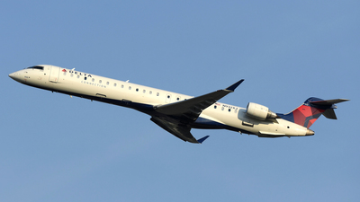 N932XJ - Bombardier CRJ-900ER - Delta Connection (Endeavor Air)