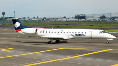 XA-OLI - Embraer ERJ-145LU - Aerolitoral
