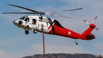 N125FH - Sikorsky UH-60P - Kestrel Aviation