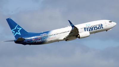 C-GTQF - Boeing 737-8Q8 - Air Transat