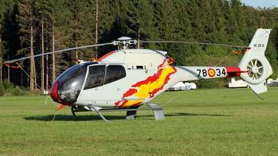 HE.25-15 - Eurocopter EC 120B Colibri - Spain - Air Force