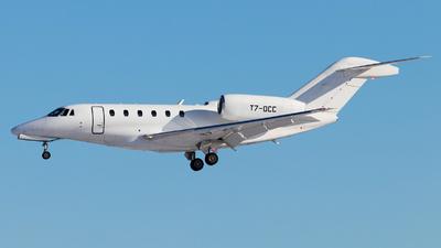 T7-OCC - Cessna 750 Citation X - Private