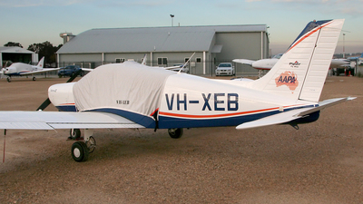 VH-XEB - Piper PA-28-161 Warrior III - Australian Airline Pilot Academy