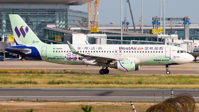B-9949 - Airbus A320-214 - West Air