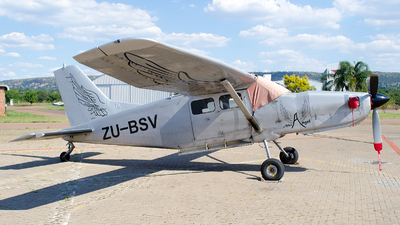 ZU-BSV - Atlas AL-60C-4M Kudu - Private