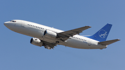 N531AU - Boeing 737-3B7 - iAero Airways