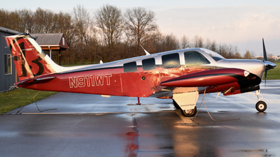 N911WT - Beechcraft A36 Bonanza - Private