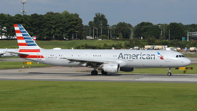 A picture of N174US - Airbus A321211 - American Airlines - © DJ Reed - OPShots Photo Team