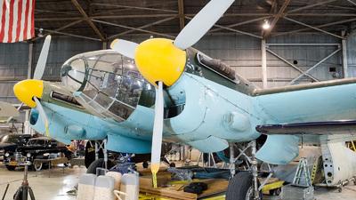 NX99230 - CASA 2.111E - Cavanaugh Flight Museum
