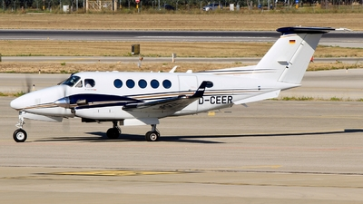 A picture of DCEER - Beech B200GT King Air 250 - [BY272] - © Pampillonia Francesco - Plane Spotters Bari