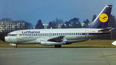 D-ABMA - Boeing 737-230(Adv) - Lufthansa