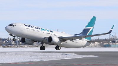 C-GDMP - Boeing 737-8CT - WestJet Airlines