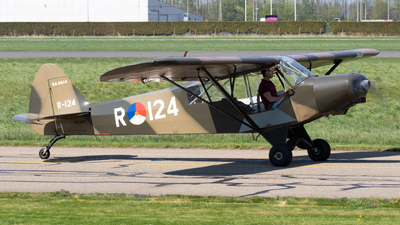 PH-APA - Piper PA-18-135 Super Cub - Netherlands - Air Force Historical Flight
