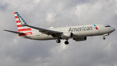 A picture of N846NN - Boeing 737823 - American Airlines - © Felipe Garcia