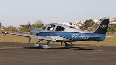 A picture of PRRLD - Cirrus SR22 - [3917] - © Rafael Ferreira