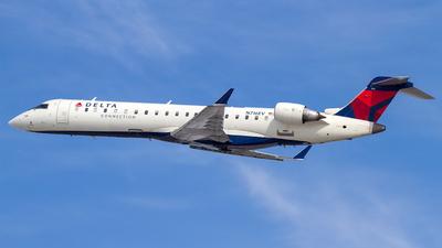 N716EV - Bombardier CRJ-701ER - Delta Connection (ExpressJet Airlines)