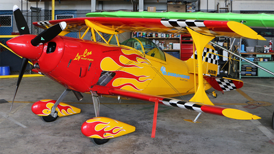 N200AT - Pitts S-1T Special - Private