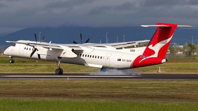 VH-QOW - Bombardier Dash 8-Q402 - QantasLink (Sunstate Airlines)