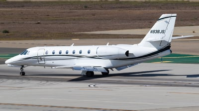 N938JS - Cessna 680 Citation Sovereign - Private