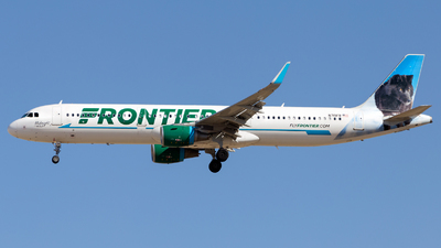 N719FR - Airbus A321-211 - Frontier Airlines