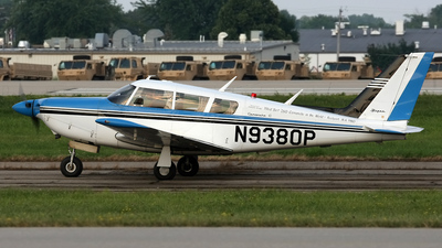 A picture of N9380P - Piper PA24260 - [244881] - © Jeremy D. Dando