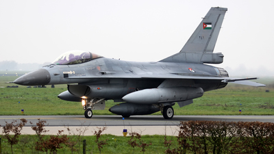 241 - General Dynamics F-16AM Fighting Falcon - Jordan - Air Force