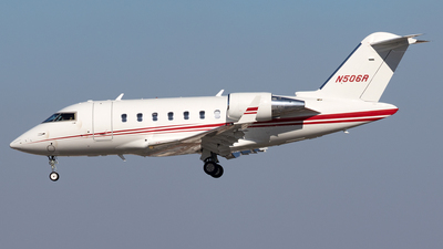 N506R - Bombardier CL-600-2B16 Challenger 650 - Private