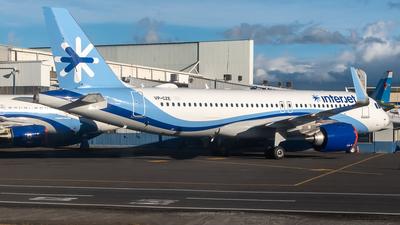 VP-CZE - Airbus A320-251N - Interjet