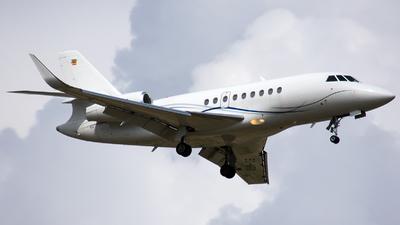 EC-MRR - Dassault Falcon 2000LX - Gestair Private Jets