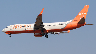 A picture of HL8020 - Boeing 73786N - Jeju Air - © KIM MINCHAN