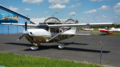 OK-OKR - Cessna T206H Turbo Stationair - Private