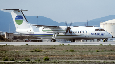 D-BKIS - Bombardier Dash 8-311 - Contact Air