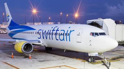 N420US - Boeing 737-401 - Swift Air