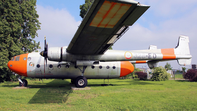 184 - Nord 2501 Noratlas - France - Air Force