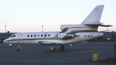 YI-ALC - Dassault Falcon 50 - Iraq - Government