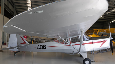 ZK-AOB - Auster J1B - Private