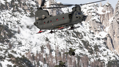 A picture of MM81793 - AgustaWestland ICH47F Chinook -  - © Marco Papa