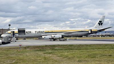 EI-BNA - Douglas DC-8-63(CF) - Aer Turas