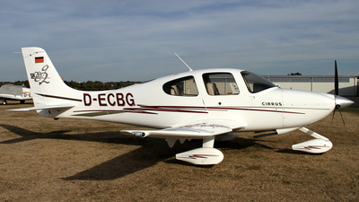 D-ECBG - Cirrus SR20-G2 - Private