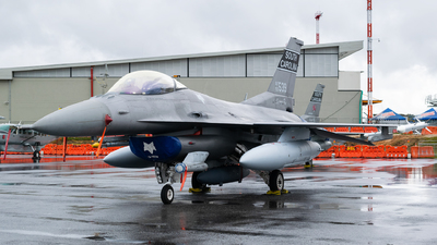 93-0539 - Lockheed Martin F-16C Fighting Falcon - United States - US Air Force (USAF)