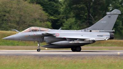 124 - Dassault Rafale C - France - Air Force